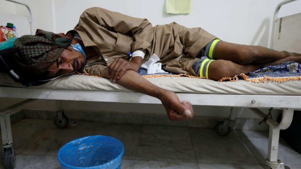 Brote de cólera en Yemen:  Más de 300.000 casos y  1.784 muertos