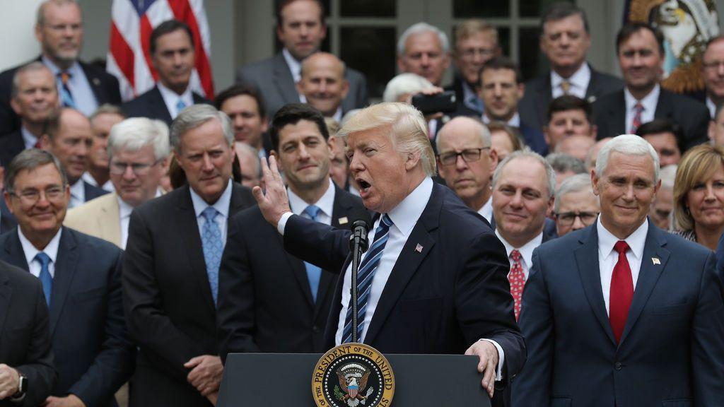 El 'Obamacare' resiste frente al 'Trumpcare' gracias a dos senadores republicanos