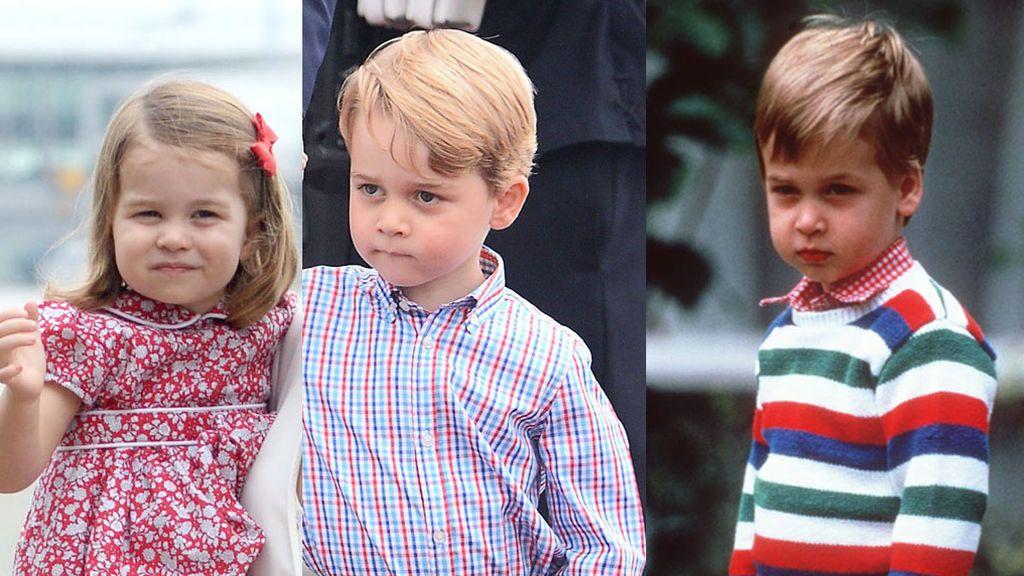 Clones en Windsor:¿Cómo puede Charlotte de Cambrigde parecerse tanto a su padre y hermano?