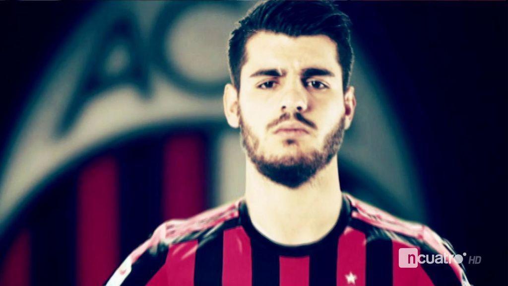"""El director deportivo del Milan afirma el interés por Morata siempre que """"se adapte a nuestras condiciones"""""""