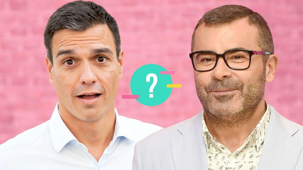 Test: ¿Quién lo ha dicho, Jorge Javier Vázquez o Pedro Sánchez?