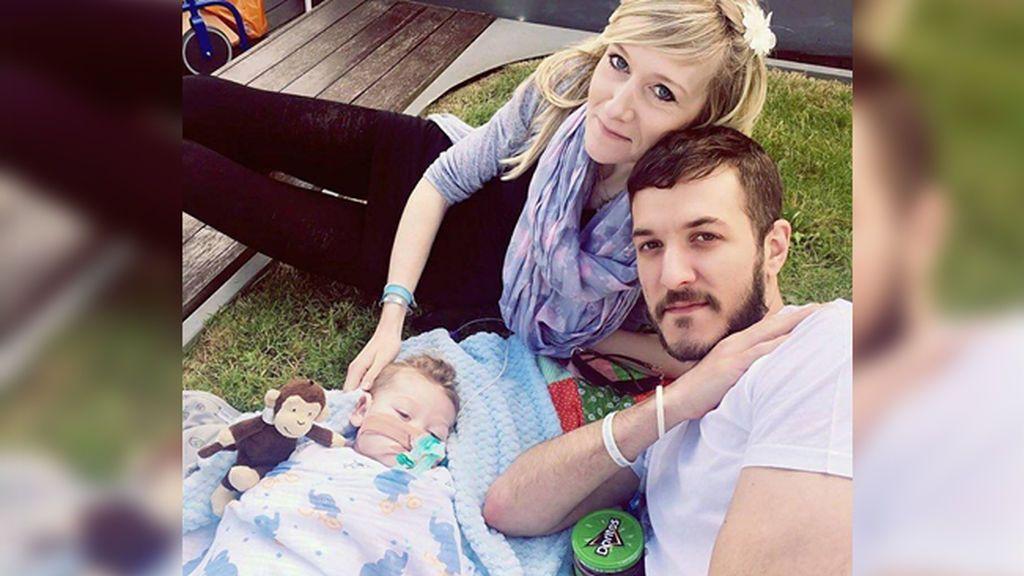Estados Unidos aprueba concederle la nacionalidad al bebé terminal Charlie Gard