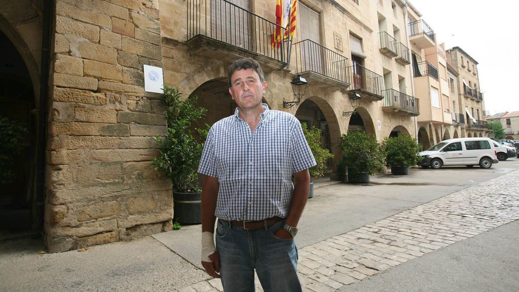 El pueblo de Batea propone un referéndum para separarse de Cataluña y unirse a Aragón