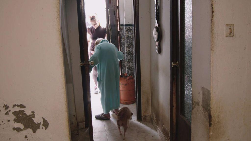 No es 'la loca de los gatos', esta anciana padece el duro Síndrome de Noé