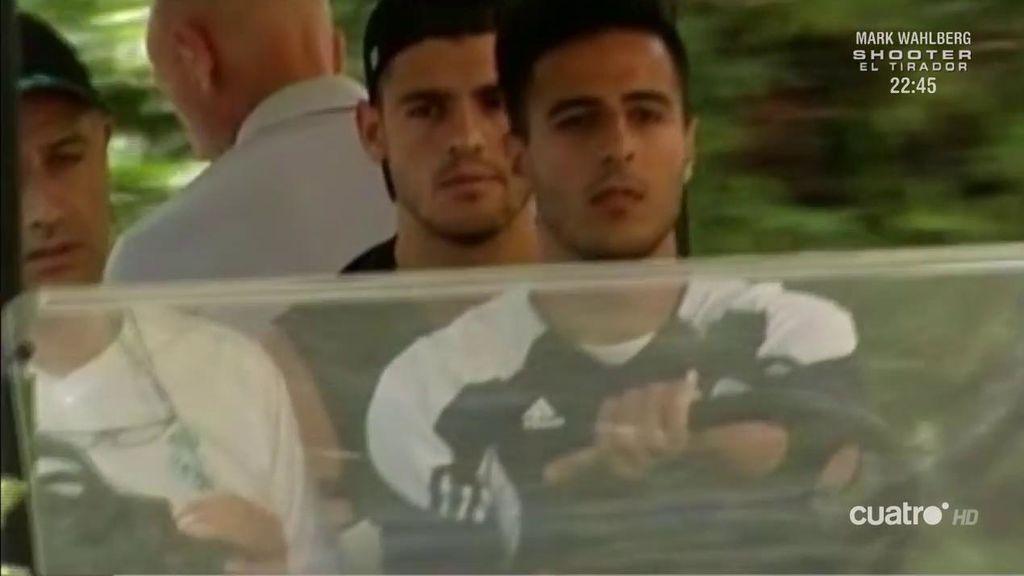 Morata abandonó el entrenamiento del Real Madrid tras la llamada de su padre qué le informó del acuerdo con el Chelsea