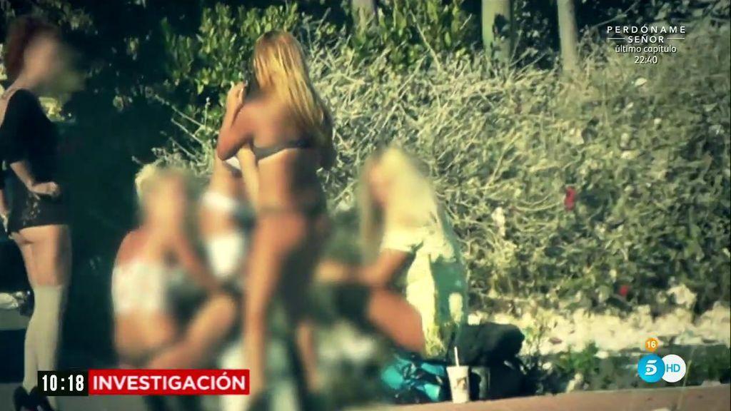 prostitutas en roma prostitutas londres