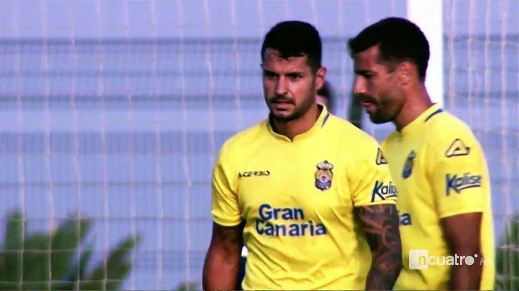 Así fue el debut de Vitolo con Las Palmas: no tuvo su tarde mientras espera debutar con el Atleti en enero