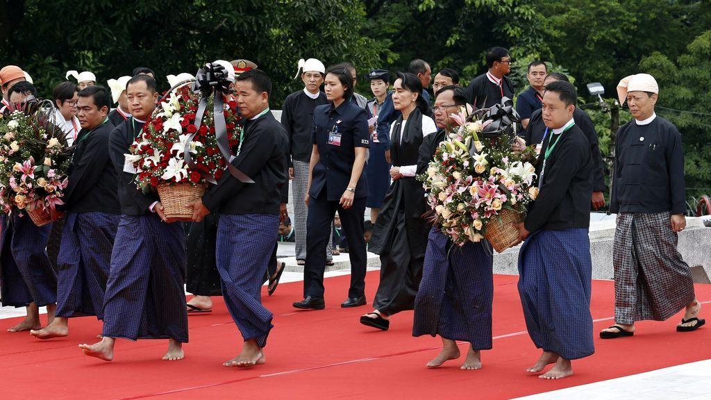 Conmemoración del 70º Día de los Mártires