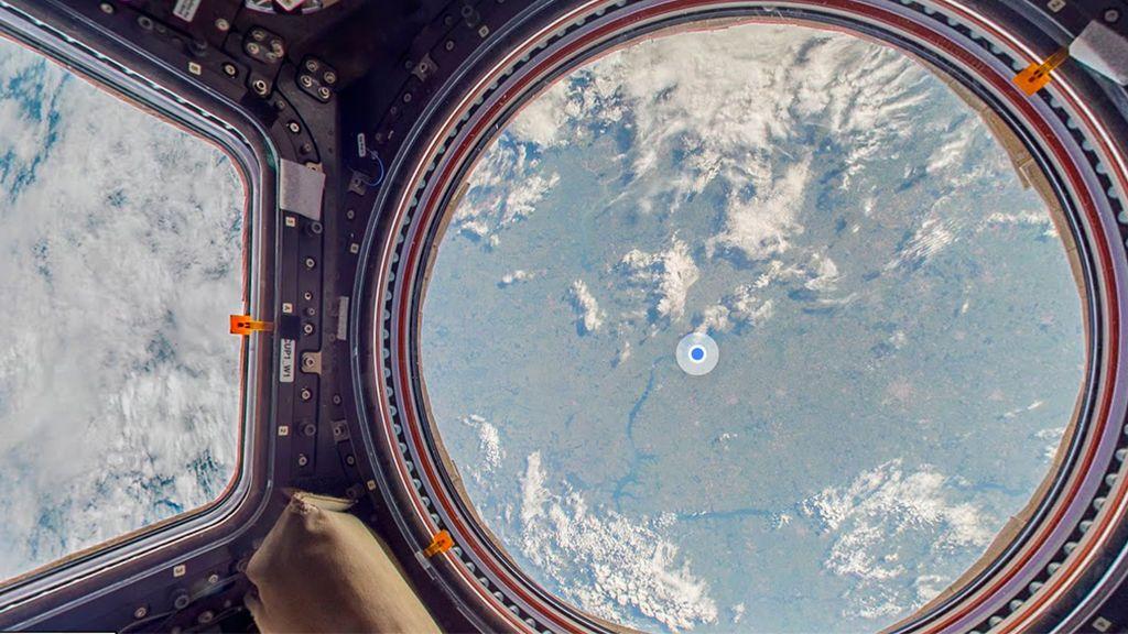 Habitaciones, gimnasio u observatorio: ya puedes visitar (virtualmente) la Estación Espacial Internacional