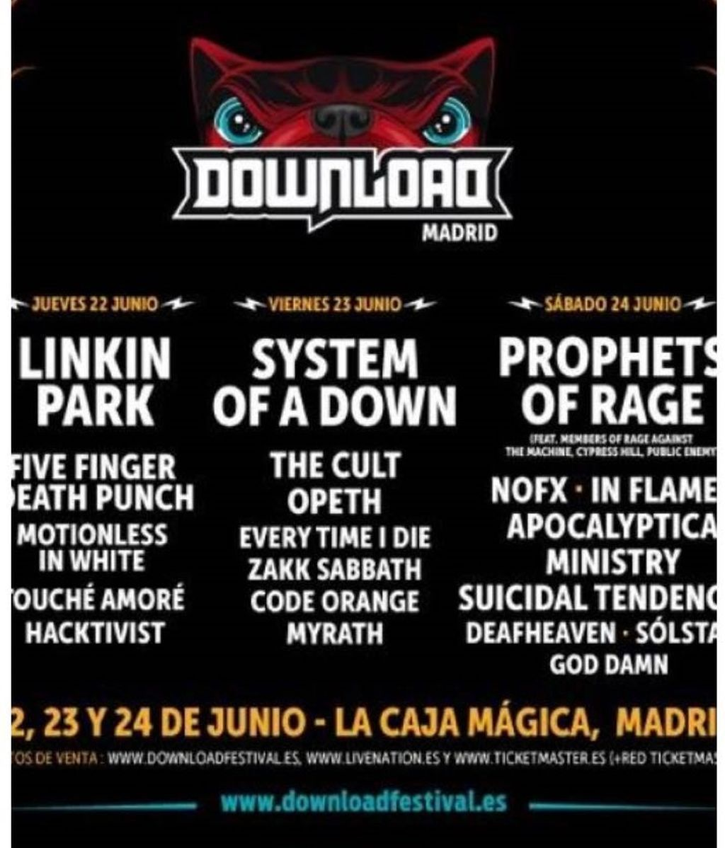 Cartel Linkin Park