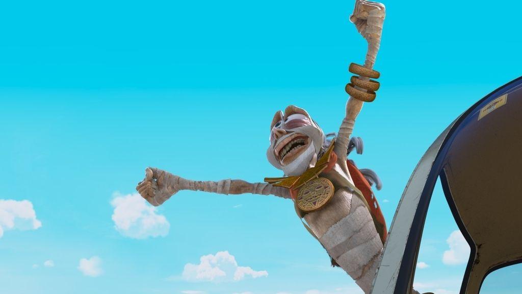Nuevas imágenes de 'Tadeo Jones 2: El secreto del Rey Midas'
