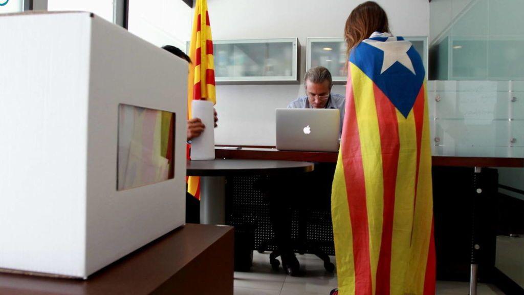 """El letrado mayor del Parlamento catalán cree que el 1-O no podrá cumplir """"los estándares mínimos exigibles"""""""