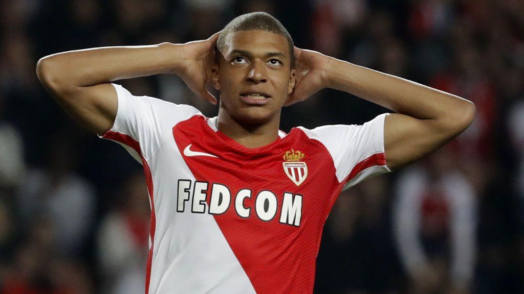 """El Mónaco amenaza con denunciar a """"grandes clubes europeos"""" que contacten con Mbappé sin su permiso"""