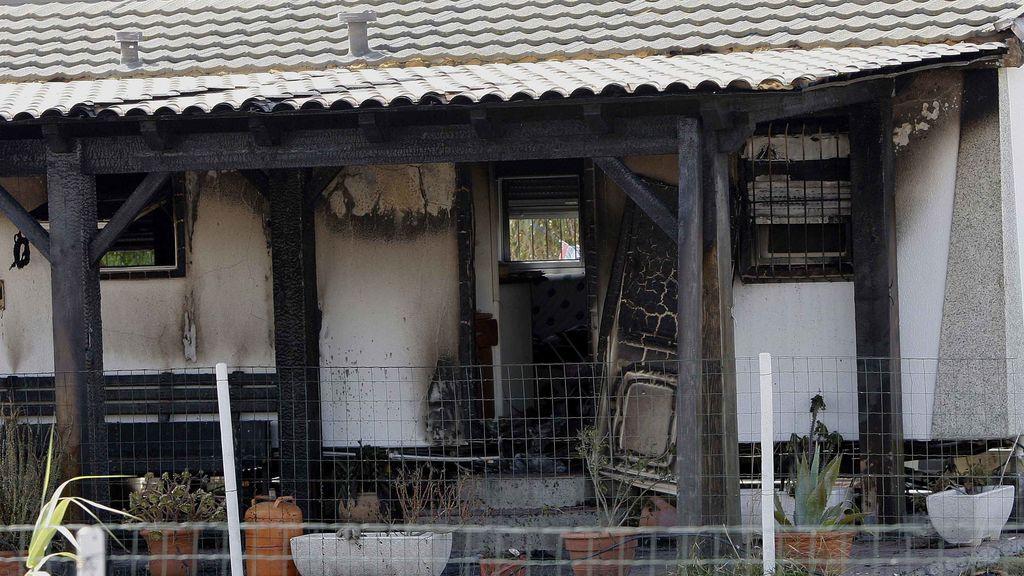 Fallece en el hospital la mujer herida de gravedad en el incendio de Vejer