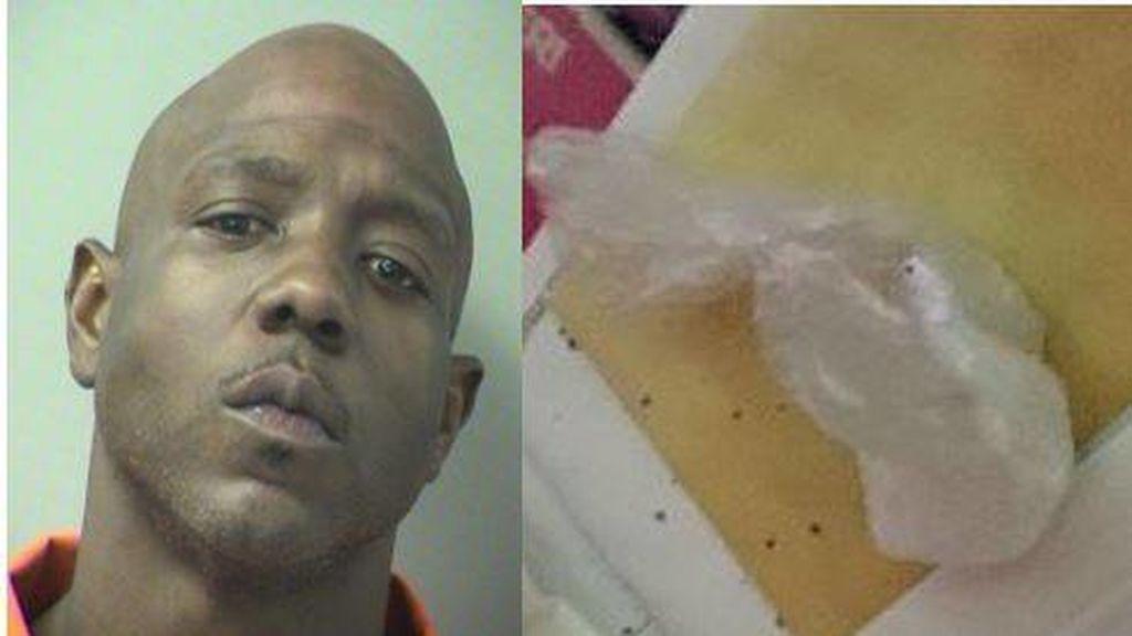Llama a la policía, se identifica como traficante y denuncian que le han robado cocaína