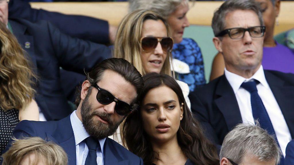 ¿Aún no has visto la carita del bebé de Irina Shayk y Bradley Cooper?