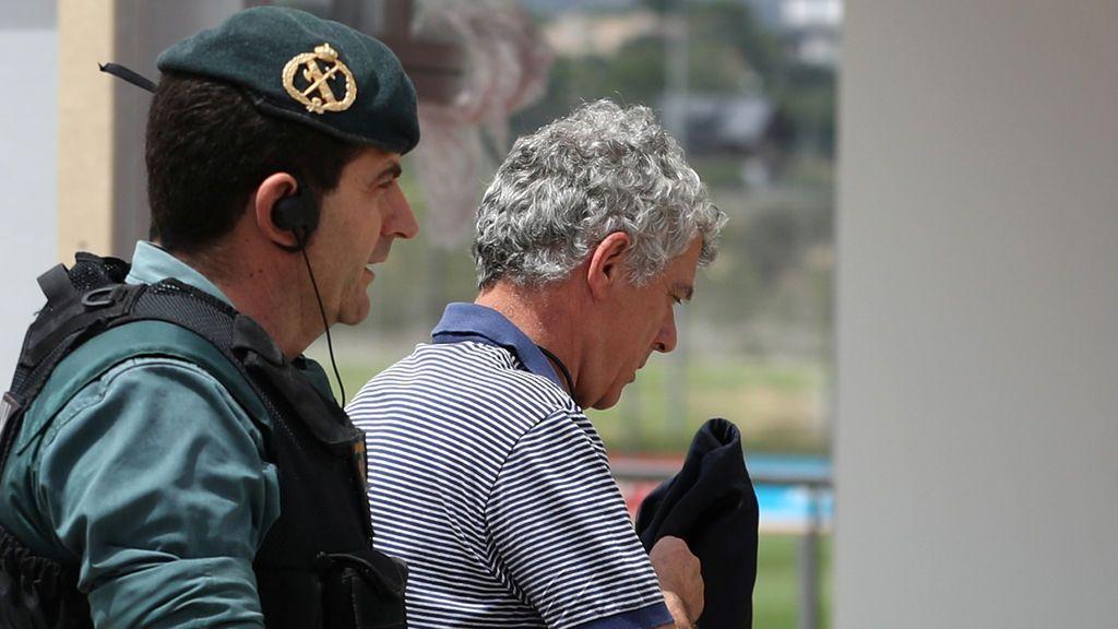 El juez Pedraz envía a prisión sin fianza a Ángel María Villar y a su hijo Gorka