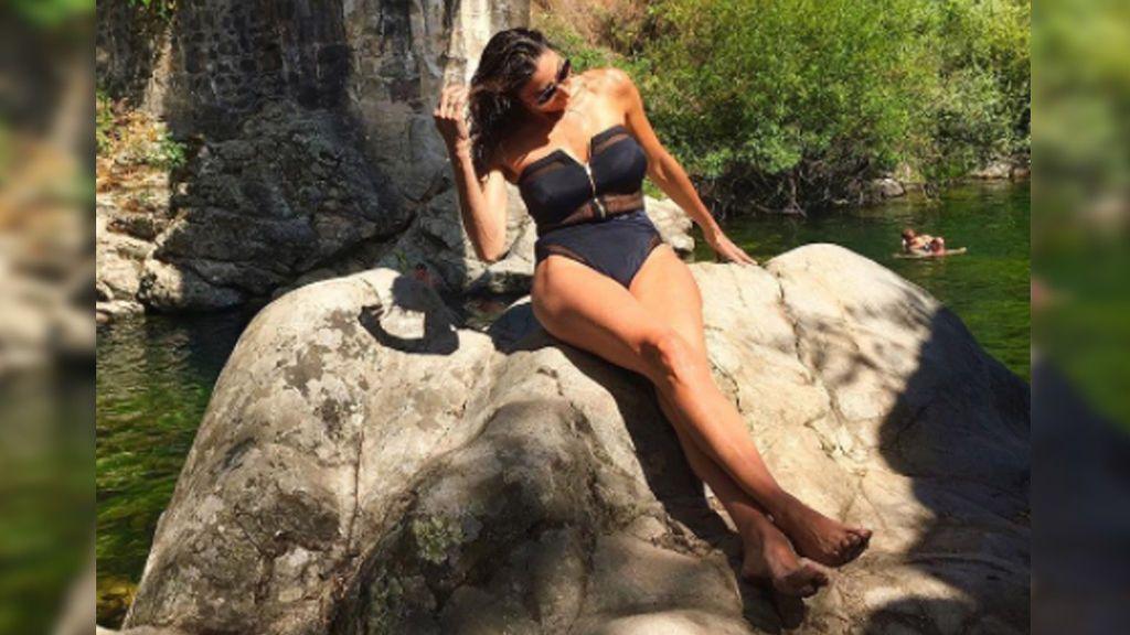 El cuerpazo de Paz Padilla en bikini: por qué a ella no le sale tripa en las fotos