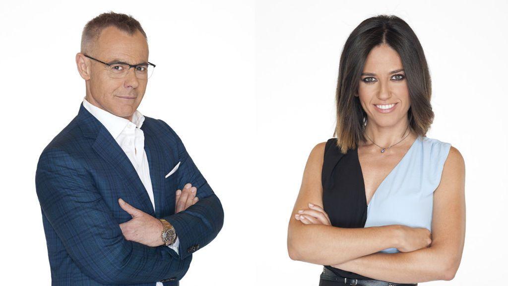'Mad in Spain', el nuevo programa de debate de contenido social presentado por Jordi González y Nuria Marín