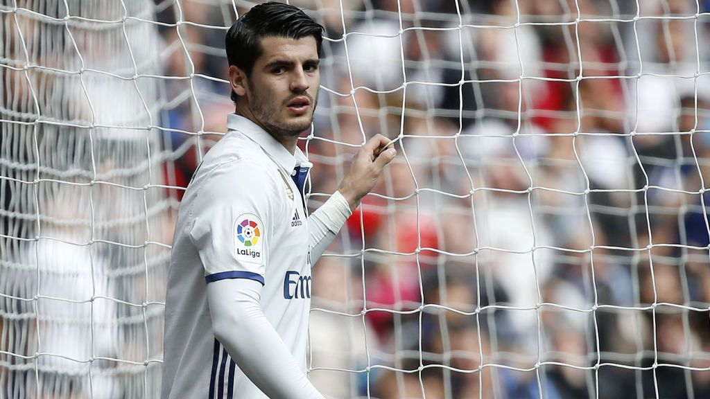 """La emotiva despedida de Morata del Real Madrid: """"Es una decisión muy pensada y meditada"""""""