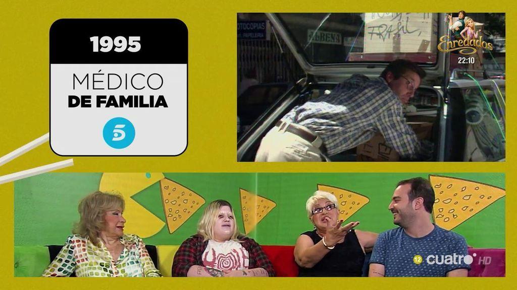 """Soy una pringada conoce a Chechu de 'Médica de familia': """"¿Vienes de grabar 'Callejeros'?"""""""