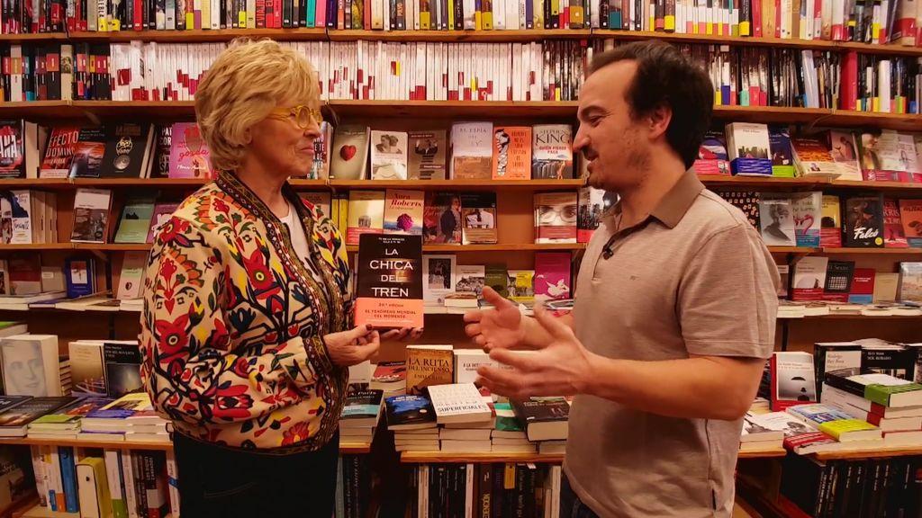 Javier Cámara da su Z verde a un libro con una moraleja muy especial: 'Nosotros en la noche' de Kent Haruf