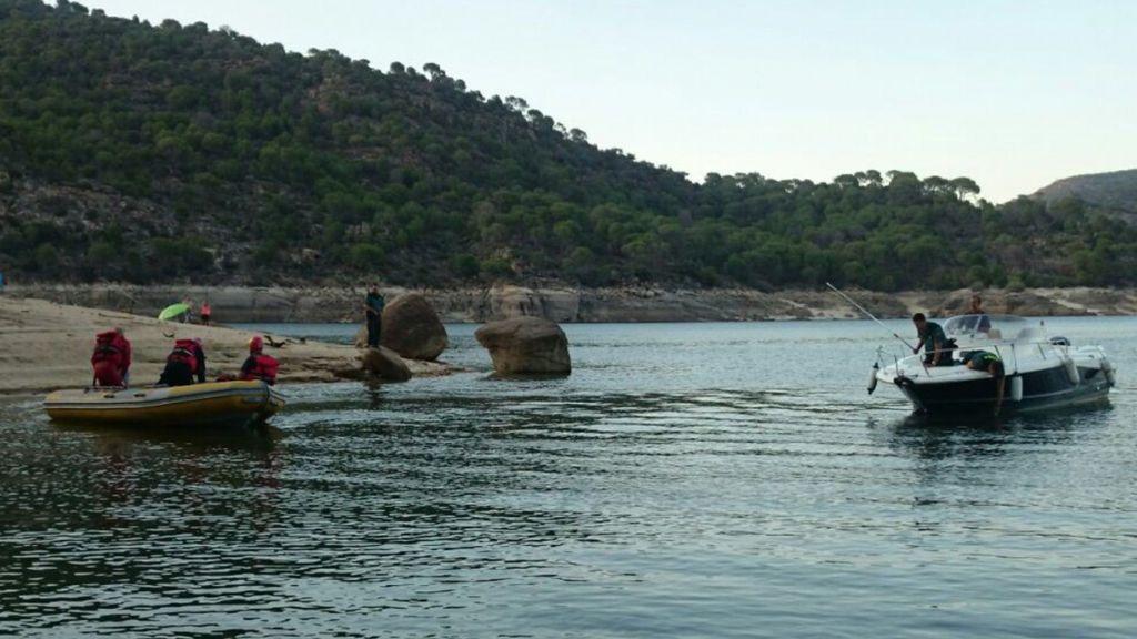 Fallece ahogada una joven de 23 años en el pantano de San Juan, en Madrid