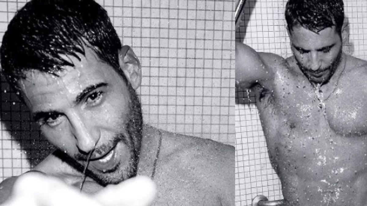 Miguel Ángel Silvestre, culpable de las altas temperaturas: ¡se lo quita TO-DO en Instagram! 😱