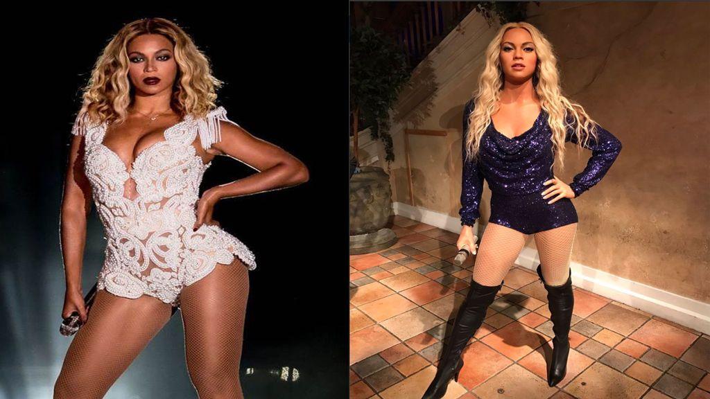 La figura de cera de Beyoncé que ha revolucionado las redes