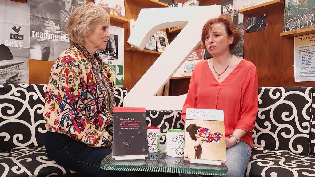 Una Z roja que ha escandalizado a Mercedes Milá: Carmen Pardo se atreve a dársela a Stefan Zweig