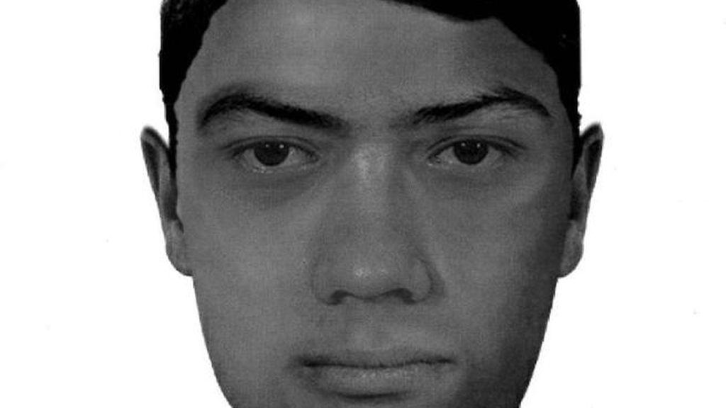 Retrato robot del secuestrador de la valenciana desaparecida en México
