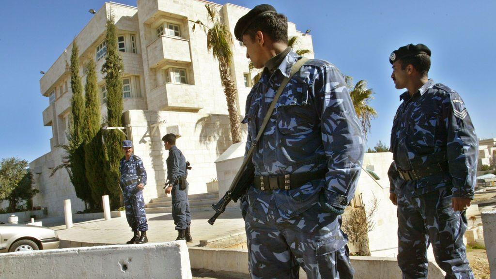 Un muerto tras un tiroteo en la Embajada israelí en Jordania