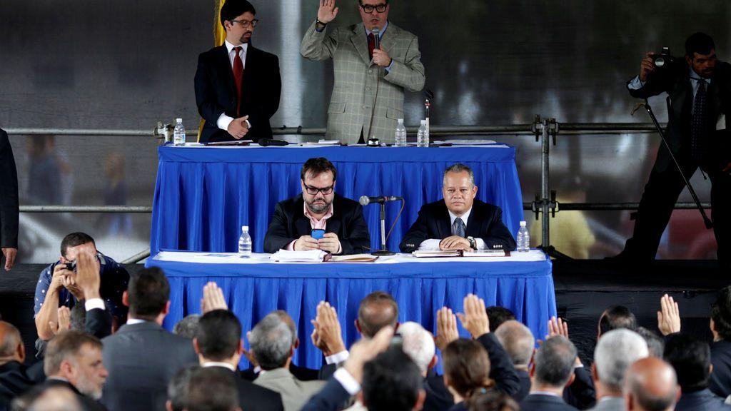 La MUD anuncia una huelga nacional de dos días contra Maduro