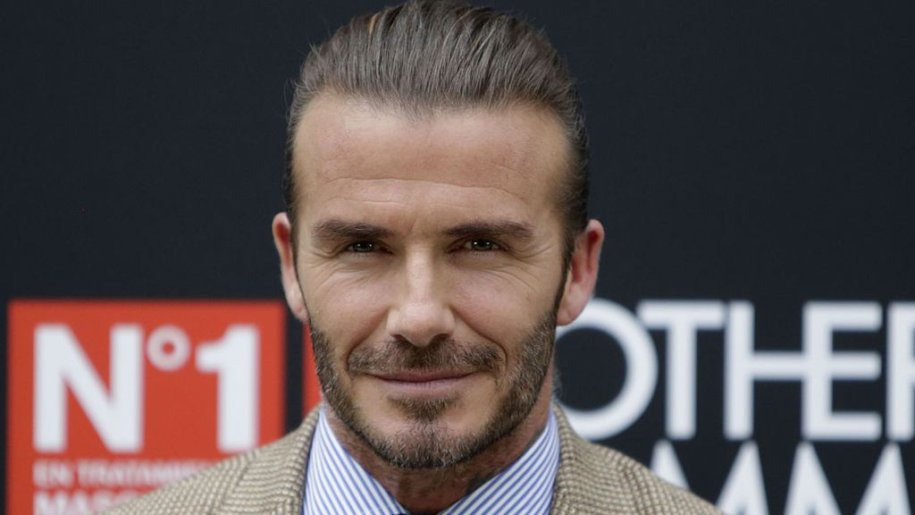 ¡David Beckham se convierte en India Jones!...y Victoria se burla