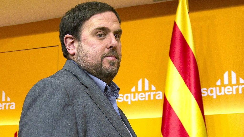 """Junqueras sobre las cuentas de referéndum: Rajoy """"pleno conocimiento"""" de la gestión de la Generalitat"""