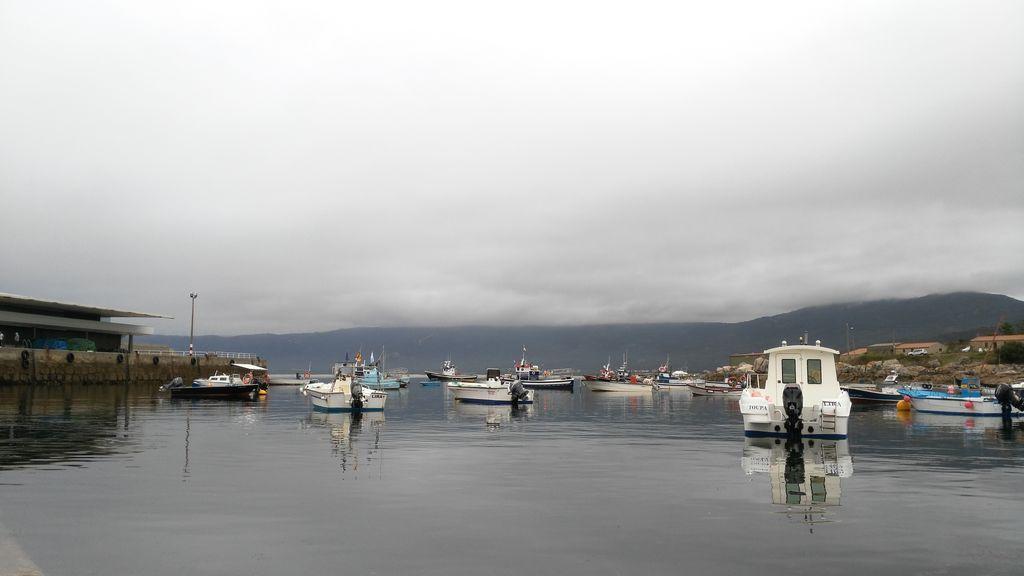 Aana Lariño en Carnota, A Coruña