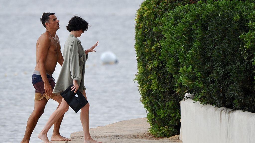 Paz Vega y su marido, vacaciones románticas en Ibiza...y  sin niños