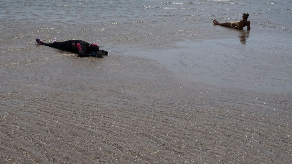 Mar rojo de Hurghada, Egipto
