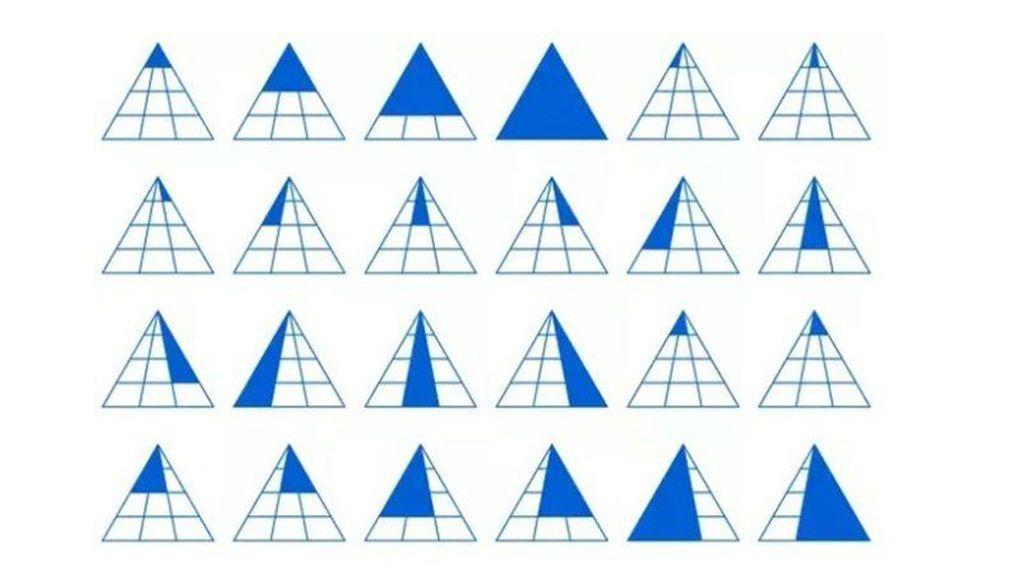 diagrama triángulos