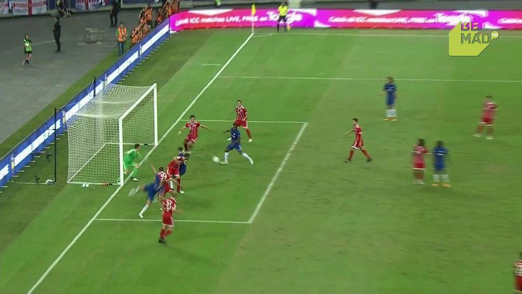¡Gol del Chelsea! Córner que peinó Morata y remató dentro Batshuayi