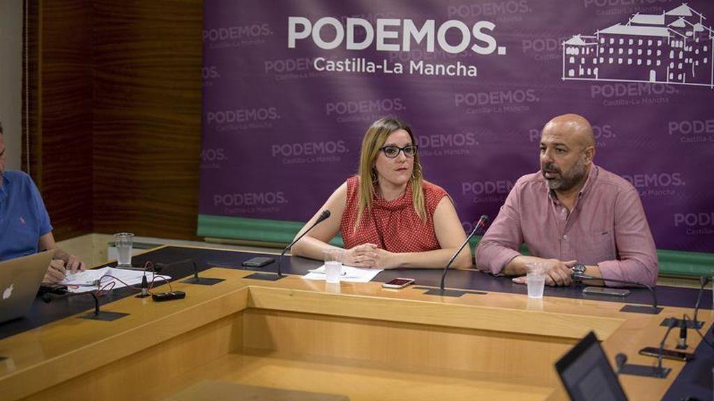 Los inscritos de Podemos C-LM aprueban entrar en el Gobierno regional del PSOE