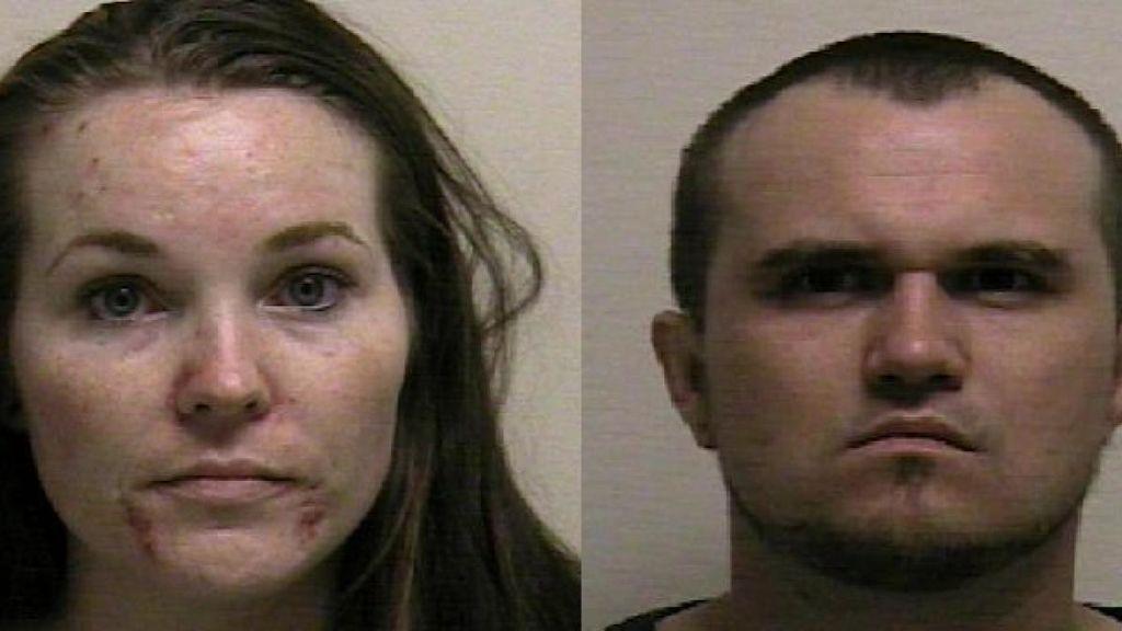 Una pareja detenida por drogar a su hija recién nacida