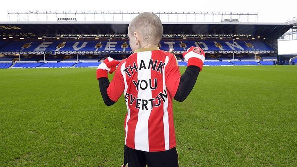 El Everton celebrará un partido benéfico en homenaje a Bradley Lowery