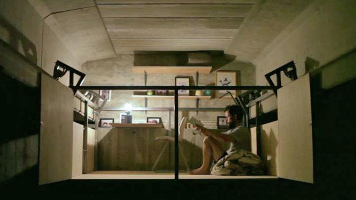¿Te imaginas encontrar un espacio secreto en plena ciudad? Lo ha hecho un diseñador valenciano