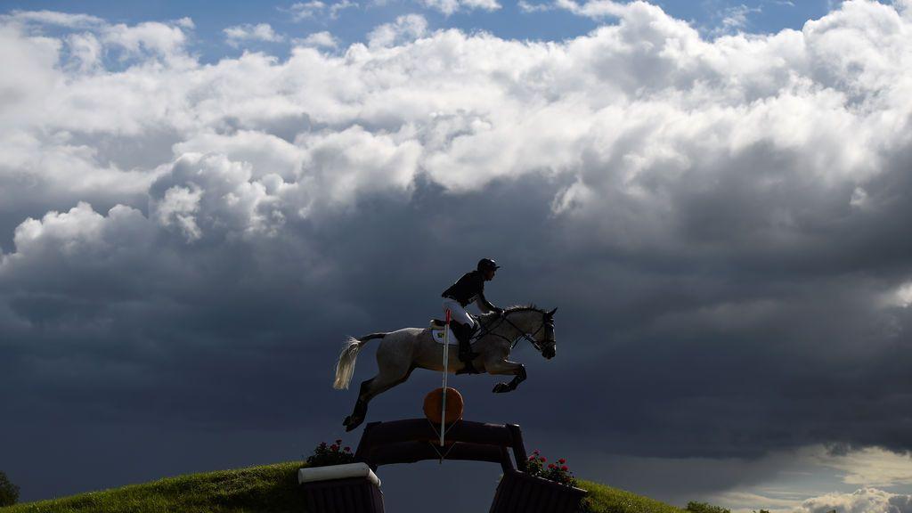 Ensayos internacionales del caballo de Tattersalls en Ratoath, Irlanda