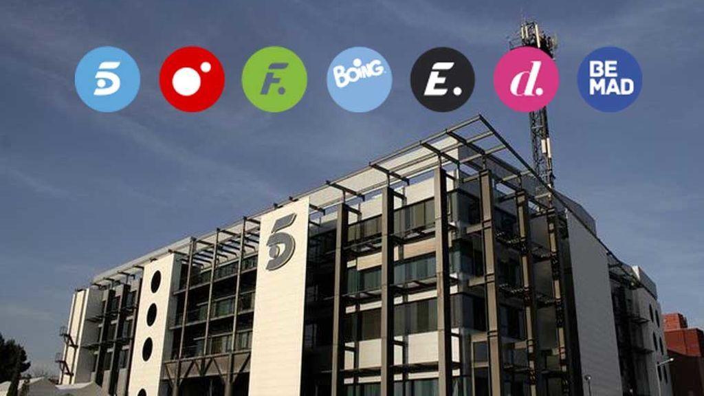 Mediaset España, líder en junio en consumo de vídeo online entre los medios de comunicación españoles