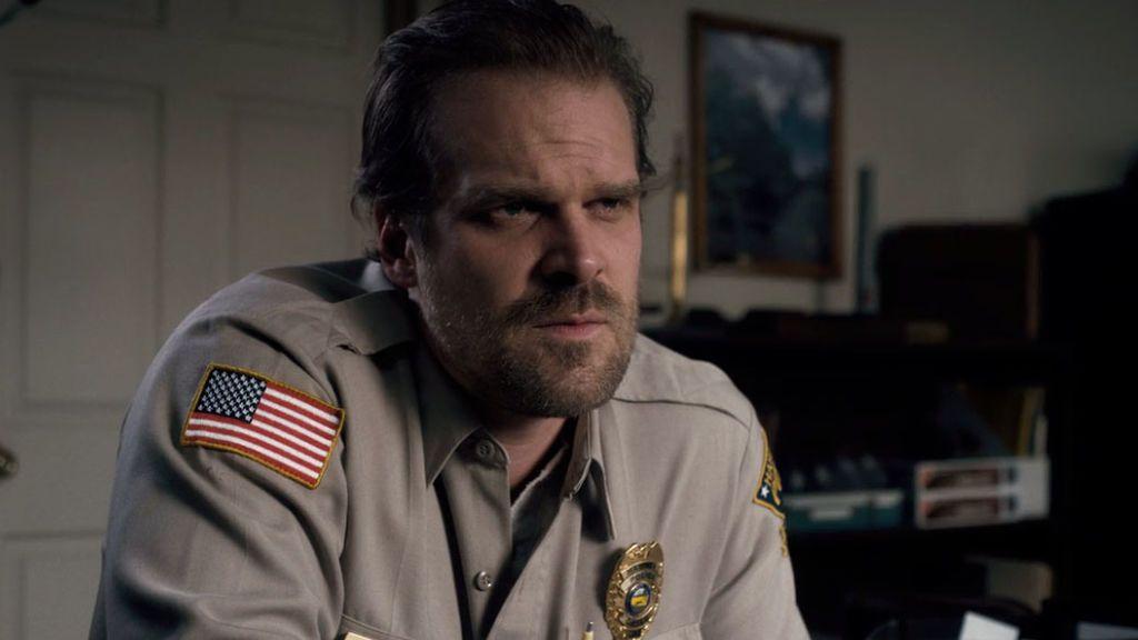 El brutal cambio físico de David Harbour, el sheriff de 'Stranger Things' que dará vida al nuevo 'Hellboy'