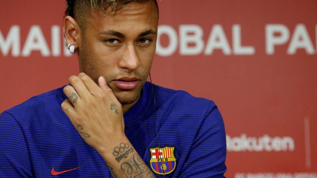 Neymar, absuelto por evasión de impuestos en Brasil