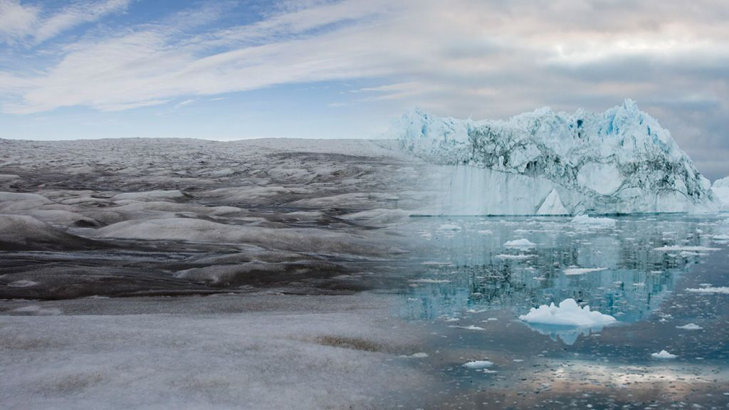 Temor al 'hielo negro': causa del aumento del nivel del mar