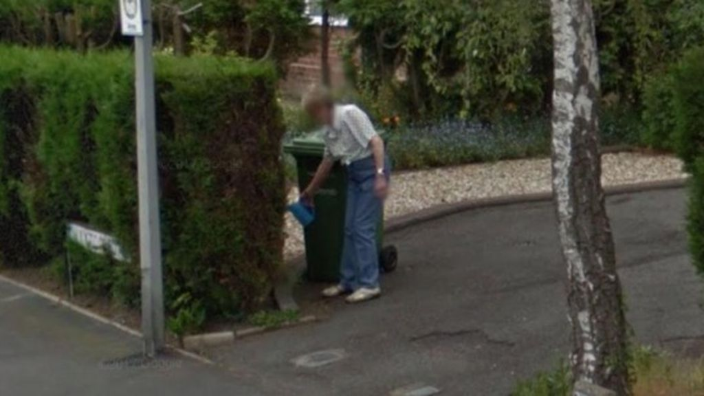 Una mujer ve a su madre en Google Earth 18 meses después de que ella muriese